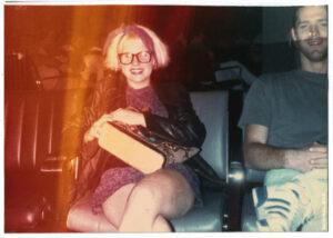Tiina & Steve 1988 LAX