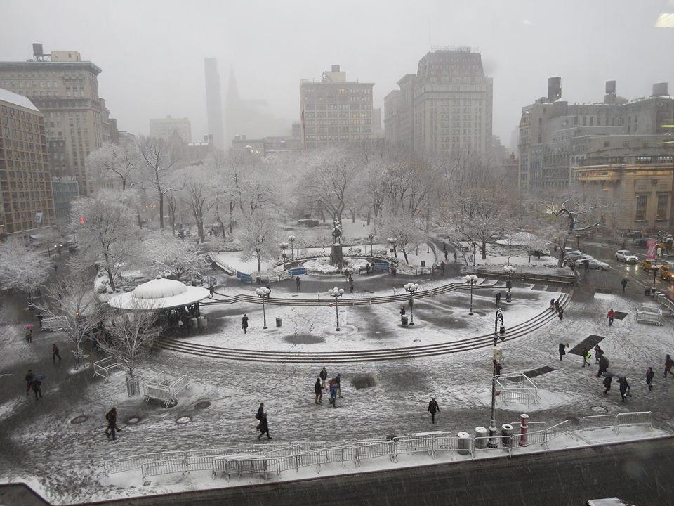 Union Square NYC