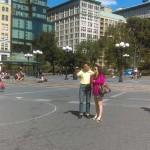 union square park empty
