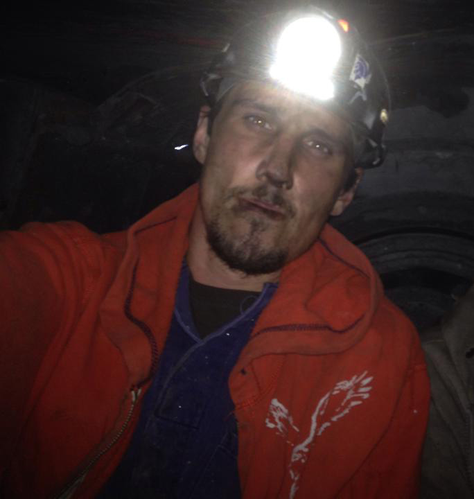 Aaron Osborne/West Virginia coal miner