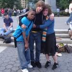 Kid, Shaggy & Dawn