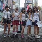 Unholy Army of Catholic School Girls