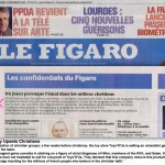 Le Figaro Newspaper