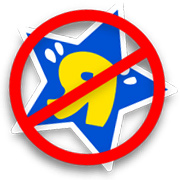 Boycot Toys R Us symbol
