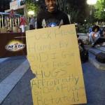 Jeremy (Free Hugs) Union Square