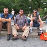 Normal Bob, Joey Boots & Shaggy