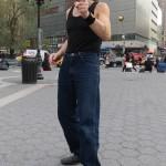 NYC tough guy