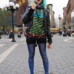 Sasha Janegs Union Square NYC
