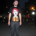 Skater Sid in McHitler shirt