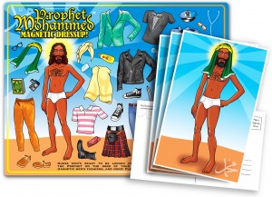 Mohammed Magnets & Postcards