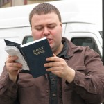 street preacher