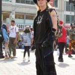 Graver dressed as Mad Hatter graver