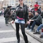 Jersey Mall Punk Girl