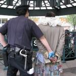 Wendell headley under arrest