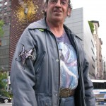 Jeffrey Babbitt who would be killed a year & a half later at Union Square by a chess player