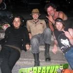 Rickie, Frank Shaggy & Crusty