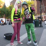 glam rock nyc kids