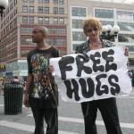 free hugs vampire