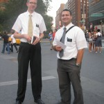 Two Mormon Evangelists