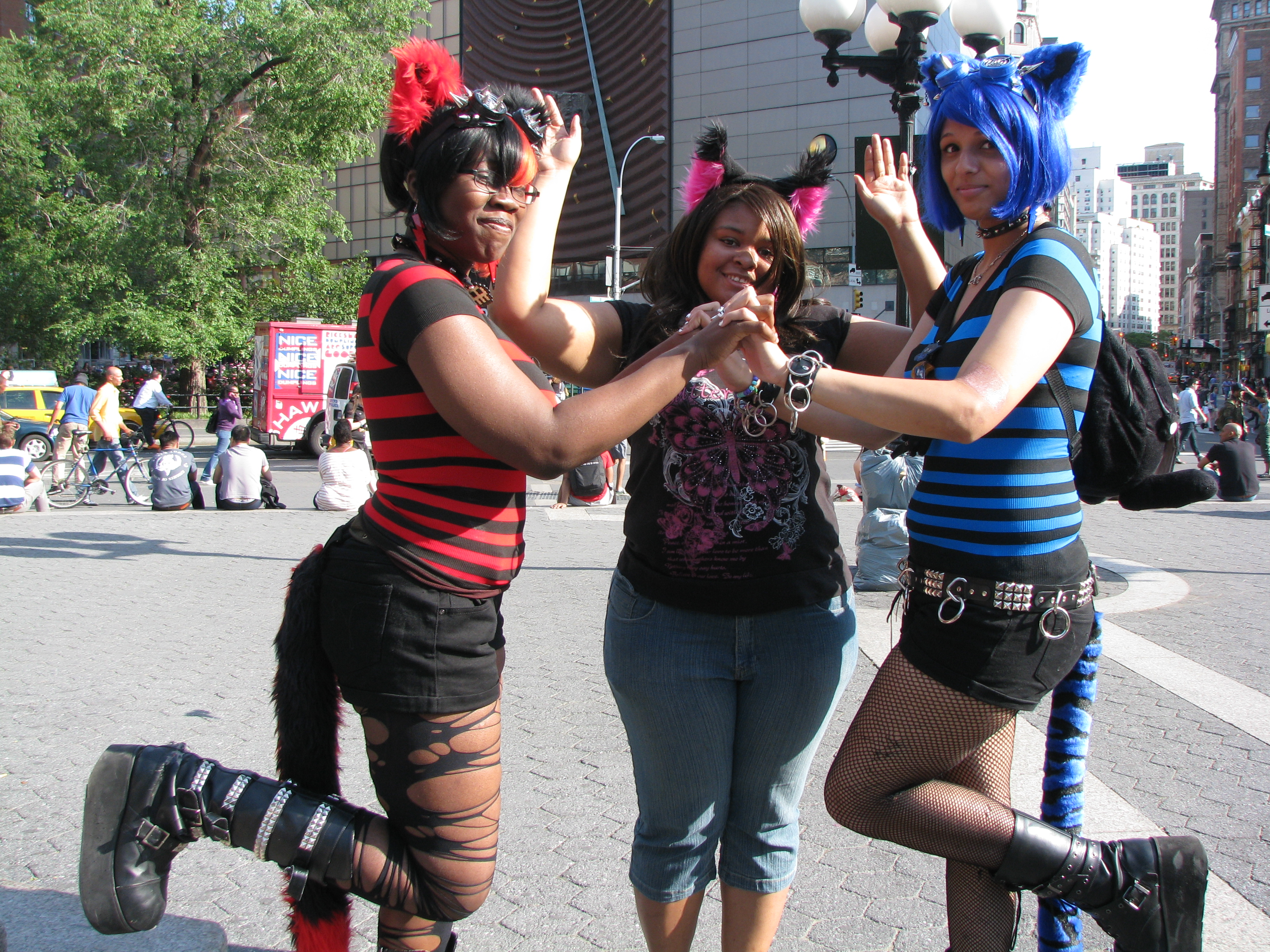 cosplay black girls