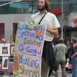 Te'Devan the Spiritual Intuitive Qi-Gong Healing Shaman