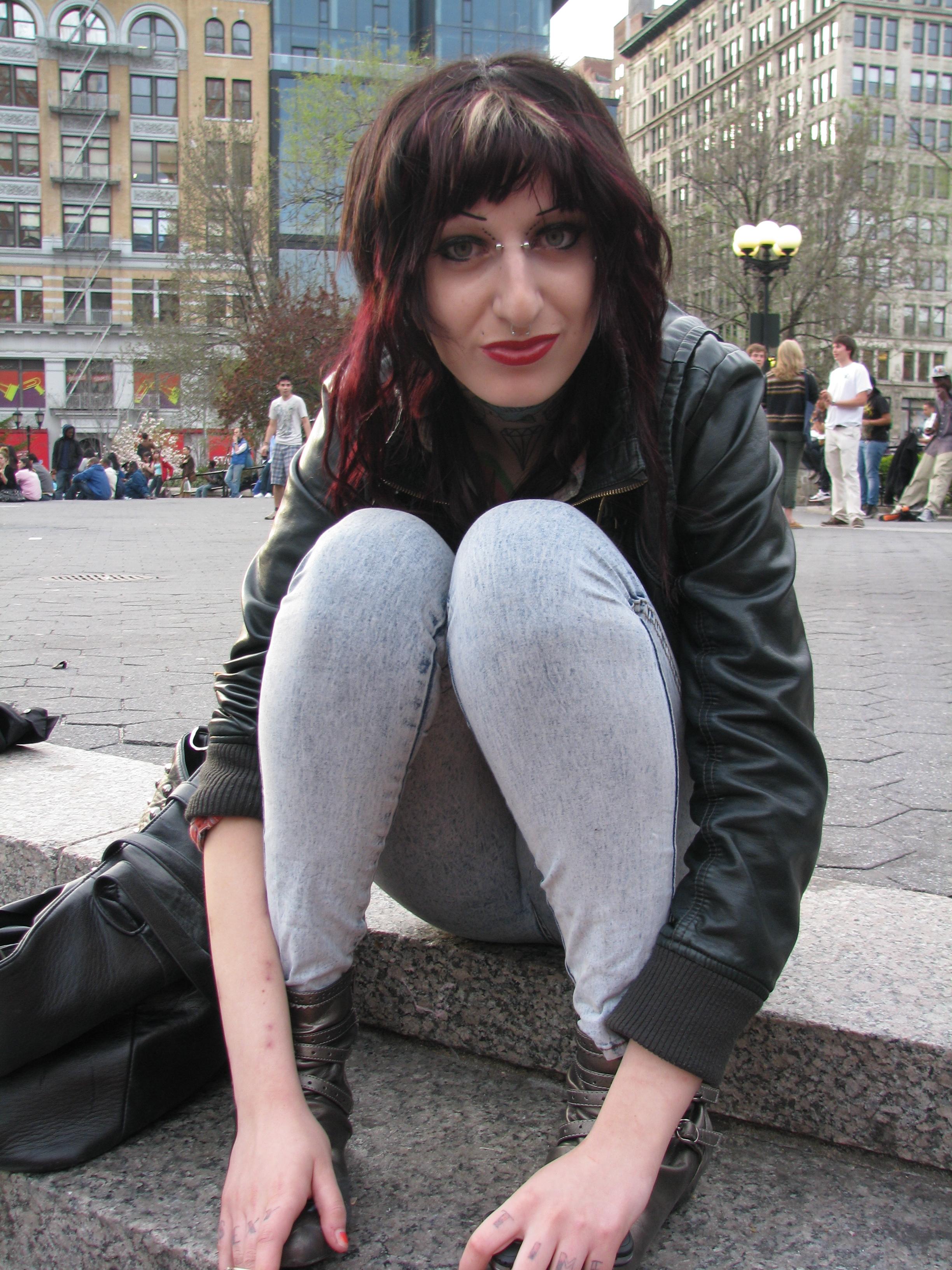 Inna scenegirl