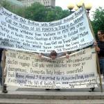 Shaggy in Ramblin' Bill's Banners