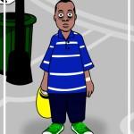 druggy kid cartoon