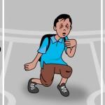 free-style asian cartoon