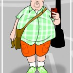 joey boots cartoon