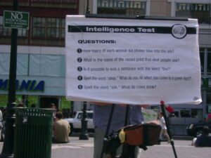Christian Intellengance Test