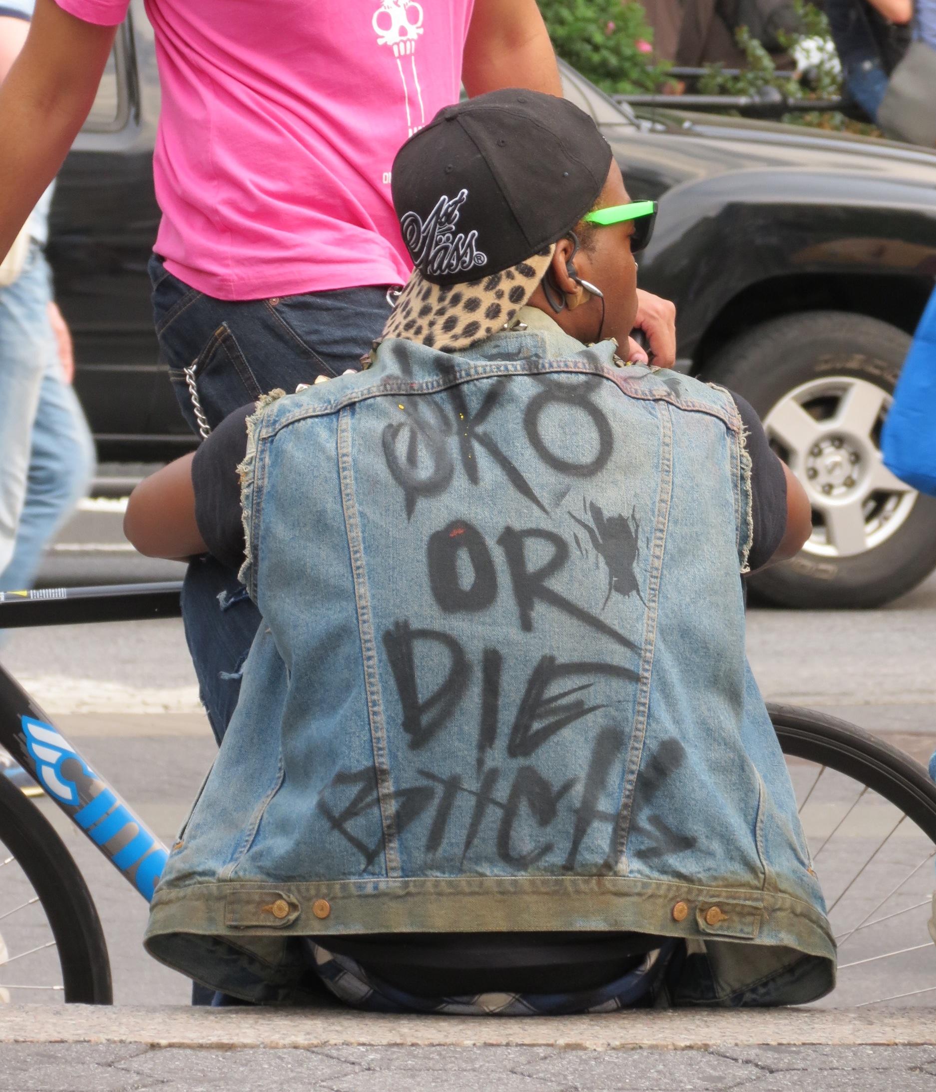 bandaid, sit or die