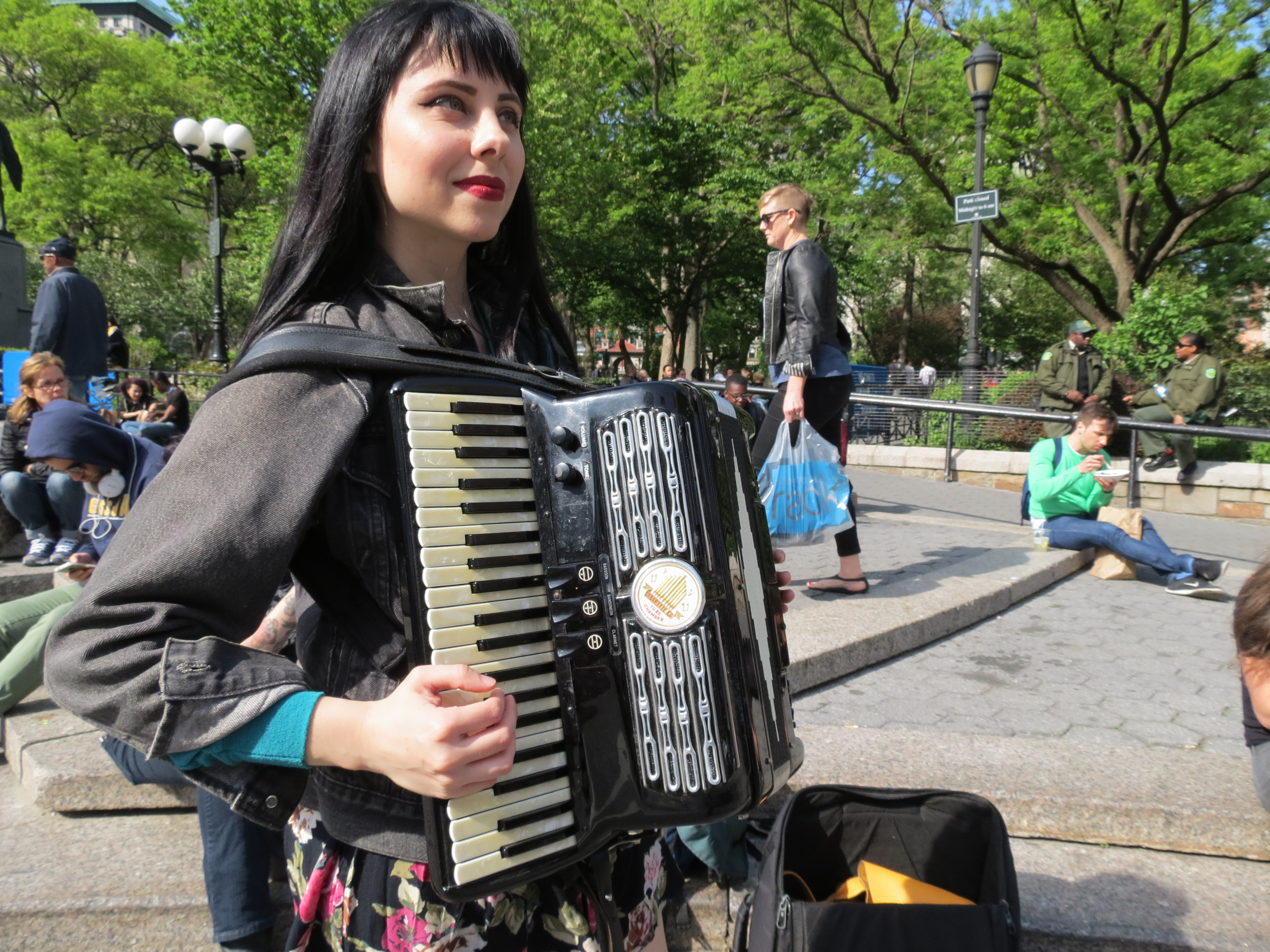 Erica Mancini w/accordion
