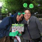 Union Square Strangers w/postcard