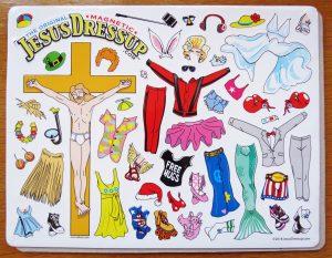Original Jesus Dressup 2018