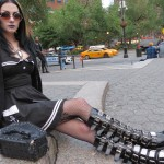 hot goth girl