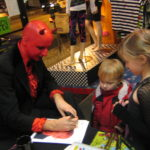 Autographs for the kids