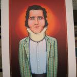 Andy Kaufman print