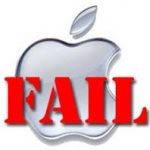 Apple FAIL image