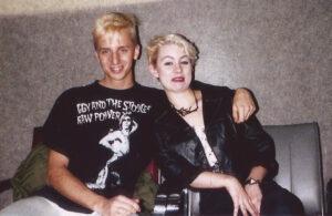 Bob & Erika LAX 1988