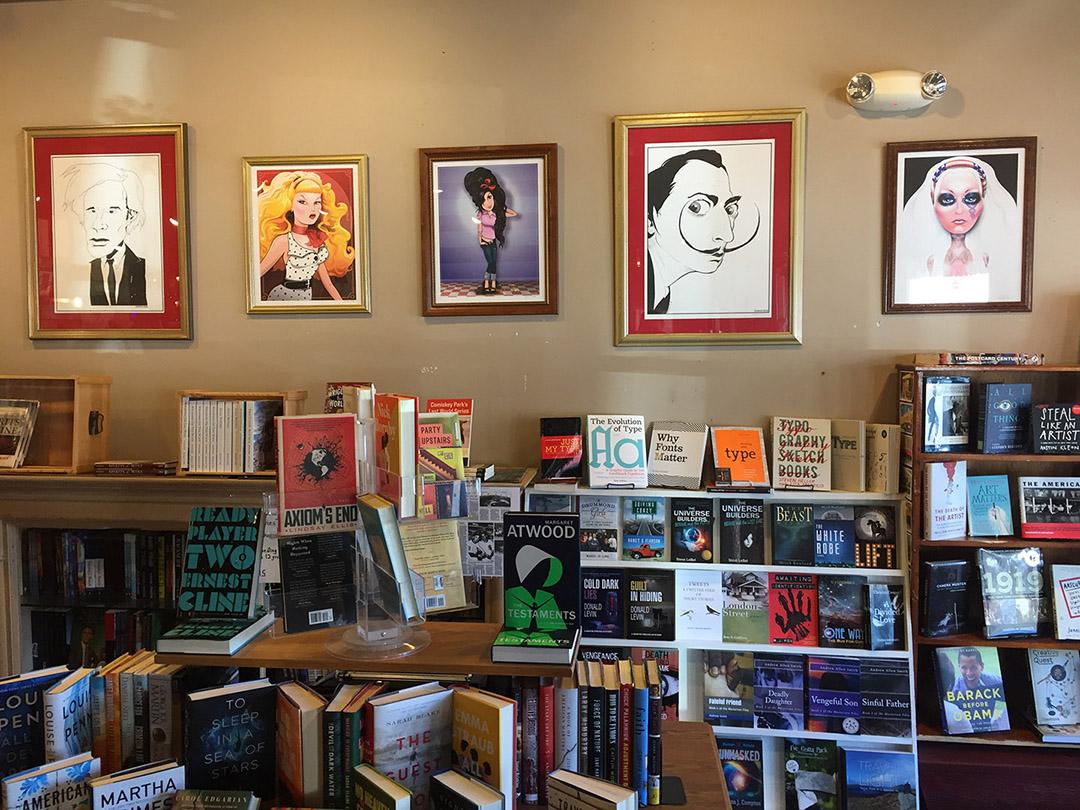 Book Nook & Java Shop, Whitehall MI
