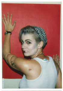 Erika 1988 Hollywood CA