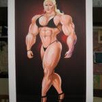 Julia Fory print