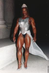 Th-resa Bostick Nubian Goddess 1998