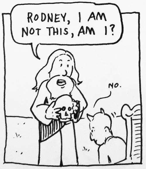 Rodney Dream frame 5