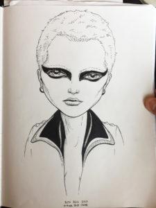 Ruth Bell model