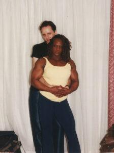 Th-resa & Normal Bob 1998 Post JanTana clubbin