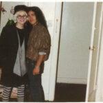 Tiina & Luey 1988 Hollywood