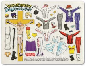 Jesus Christ Superstar Dressup 2008 SOLD OUT
