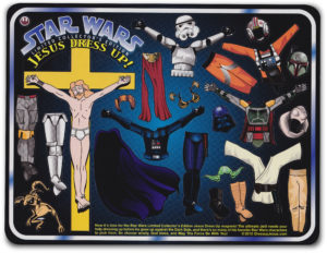 Star Wars Jesus Dressup 2010 SOLD OUT